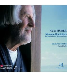 Klaus Huber MISERERE HOMINIBUS Agnus Dei cum Recordatione