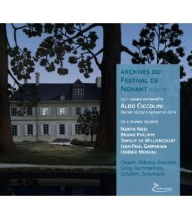 Archives du Festival de Nohant, vol.1
