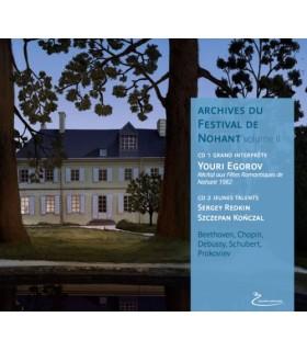 Archives du Festival de Nohant, vol.2
