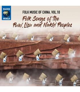 Folk Music of China, Vol. 10 – Folk Songs of the Pumi, Lisu and Nakhi Peoples