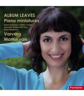 Album Leaves - Piano Miniatures