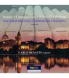 Maestri d'Organo e Compositori a Mantova - Vol. 3