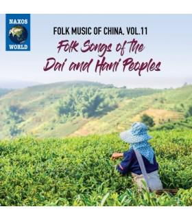 Folk Music of China, Vol. 11 – Folk Songs of the Dai and Hani Peoples