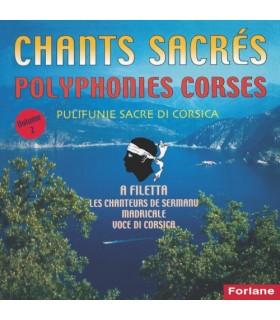 Polyphonies CORSES Vol. 2