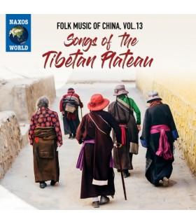 Folk Music of China, Vol. 13 – Songs of the Tibetan Plateau