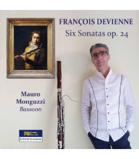 Six Sonatas op. 24 for Bassoon and basso continuo