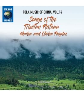 Folk Music of China, Vol. 14 – Songs of the Tibetan Plateau