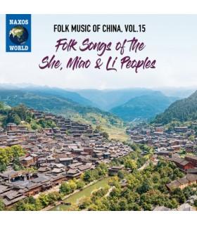 Folk Music of China, Vol. 15 - She, Miao & Li Peoples
