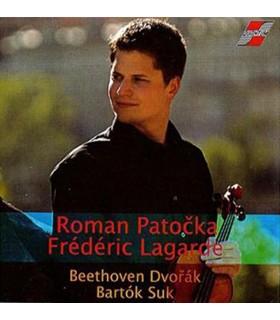 Beethoven Dvorak Bartok Suk