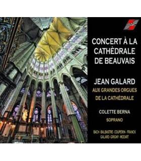 Récital a la cathédrale de Beauvais