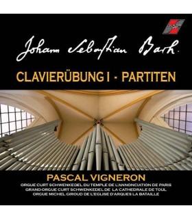 Clavierübung I - Partitas