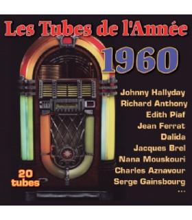 Les Tubes de l'ANNÉE 1960