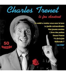 Le fou chantant - 50 Succès -2 CDs