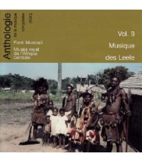 Vol.9 Musique des Leele