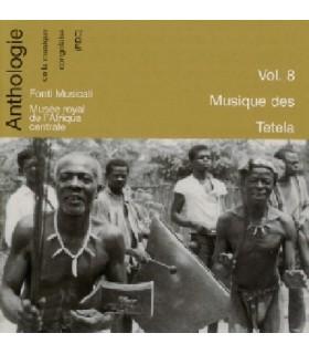 Vol.8 Musique des Tetela