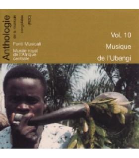 Vol.10 Musique de l'Ubangi