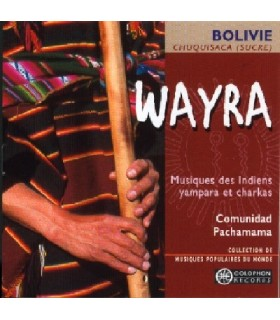"Comunidad Pachamama ""Wayra"""