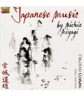 Japanese Music by Michio MIYAGI