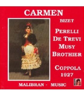 CARMEN, P. Coppola, 1927