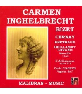 CARMEN, D. E. Inghelbrecht, 1942