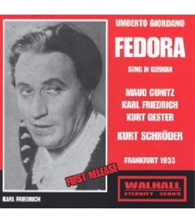 FEDORA Chanté en Allemand