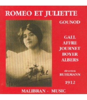 ROMEO ET JULIETTE, F. RUHLMANN, 1911