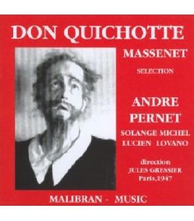 DON QUICHOTTE (Extraits)