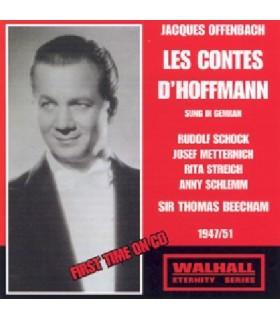 LES CONTES D'HOFFMANN - S.T. Beecham, 1951