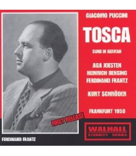 TOSCA - K. Schroder, 1950