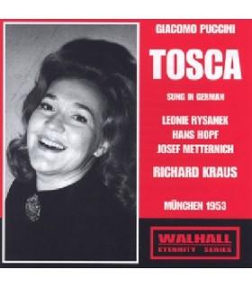 TOSCA - R. Kraus, 1953