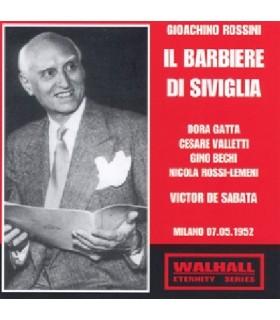 LE BARBIER DE SÉVILLE - V. Sabata, 1952