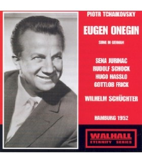 EUGEN ONEGUINE - W. Schuchter, 1952
