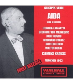AIDA - C. Kraus, 1953