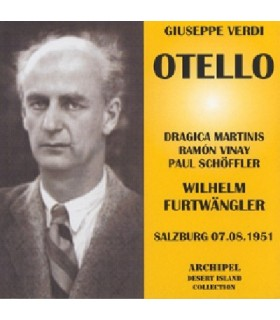 OTELLO, W. Furtvängler, 1951
