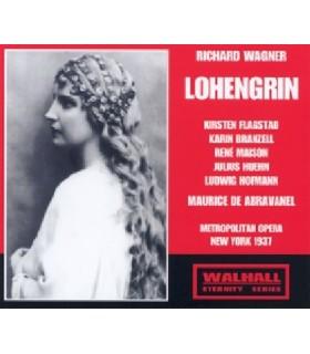 LOHENGRIN - M. Abravanel, 1937