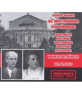 LES MAÎTRES CHANTEURS DE NUREMBERG - Furtwängler, 1943