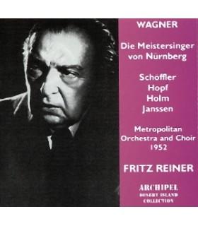 LES MAÎTRES CHANTEURS DE NUREMBERG, F. Reiner, 1952