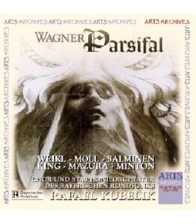PARSIFAL, R. Kubelik, 1980