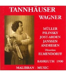 TANNHÄUSER, K. Elmendorff, 1930