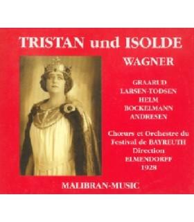 TRISTAN et ISOLDE (Extraits), K. Elmendorff, 1928