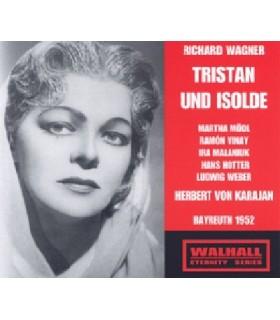 TRISTAN ET ISOLDE - H. v Karajan, 1952