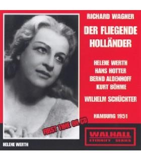 LE VAISSEAU FANTÔME - W. SCHÜCHTER, 1951