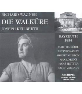 LA WALKYRIE (Die Walküre), J. Keilberth, 1954