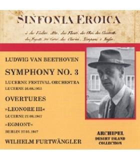 Symphonie N°3 & Ouvertures