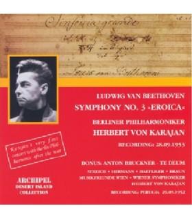 """Symphonie N°3 """"Héroïque"""""""
