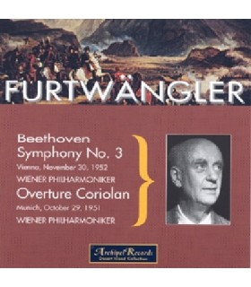 Symphonie N°3 & Coriolan