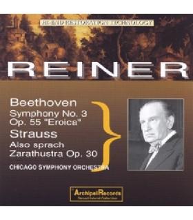 """Symphonie N°3 en mi bémol majeur Op.55 """"Héroïque"""""""