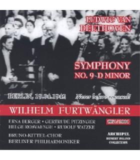Symphonie N°9 en ré mineur