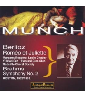 Romeo et Juliette Op.17