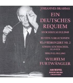 Requiem Allemand Op.45